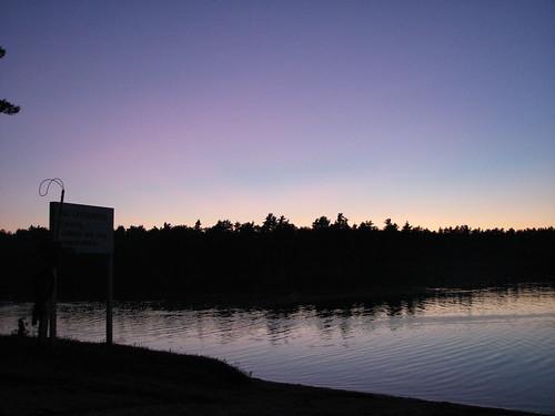 sunset tripper charlestonlake