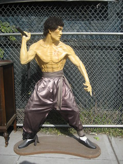 Bruce Lee Statue | by SliceofNYC