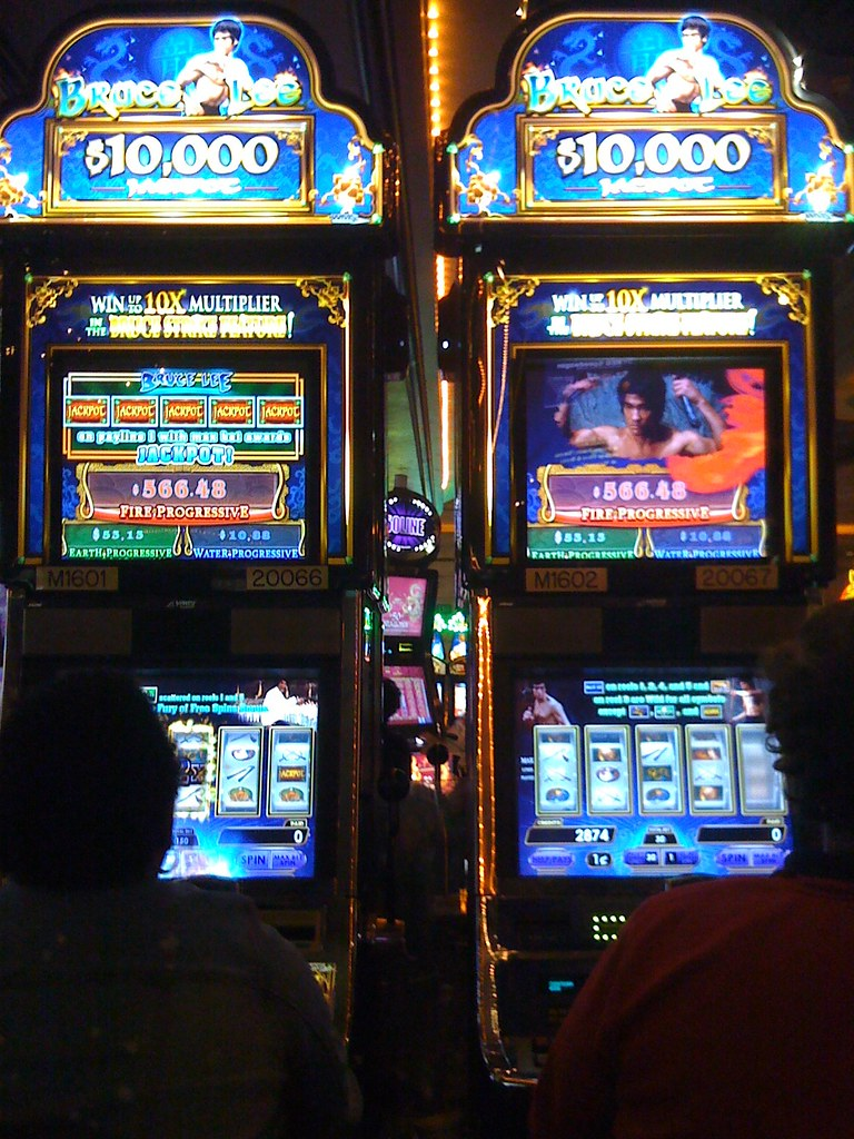 Bruce Lee Slot Machines