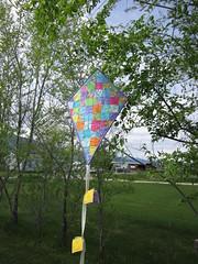 Wendy Finlay, Patchwork Kite