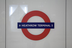 Heathrow Terminal 5 - Piccadilly Line | by terminal5insider
