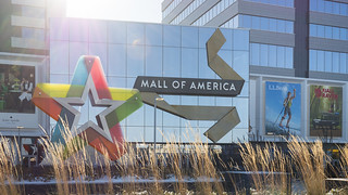 Mall of America entrance sign | by meetminneapolis