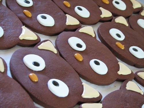 Hello Kitty Chococat Cookies