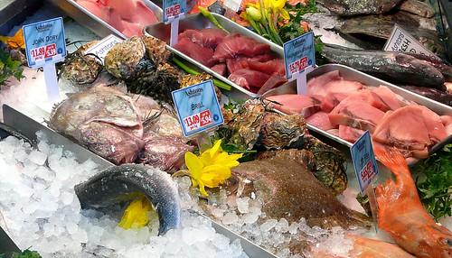 Ashtons fish stall