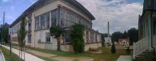 National Park Seminary - Gymnasium | by randomduck