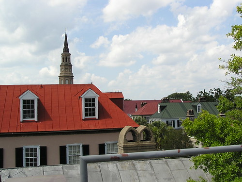 Charleston, Church Street rooftops | by hdes.copeland