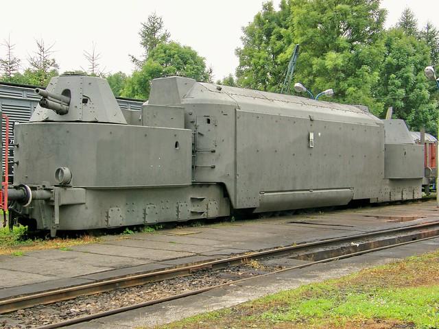 Armored Train , Chabówka 16.07.2008