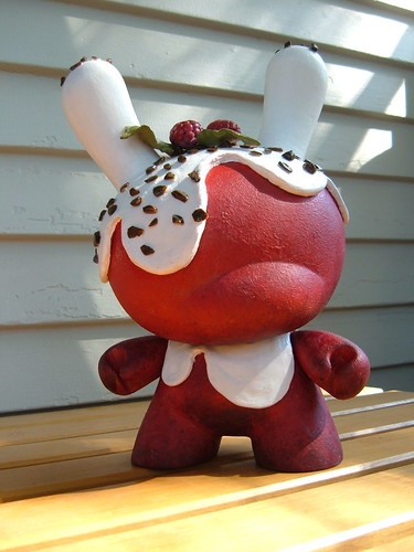 Red Velvet Cake Dunny | by pocketwookie