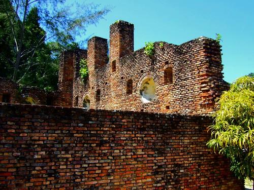 Dutch fort - Pangkor