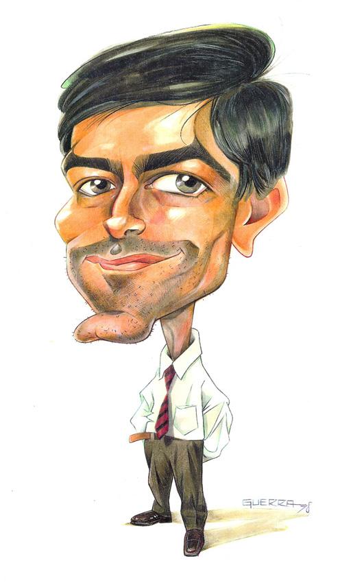 www.marceloguerra.com.ar / POSTER CORPORATIVO  caricaturas en fiestas