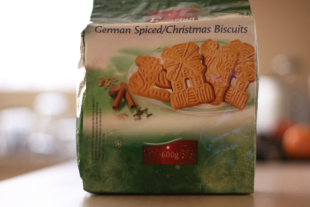 German Spiced Biscuits Not For Me But An Essential Buy If Flickr