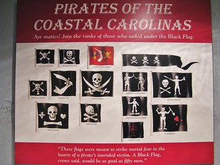 Pirate Flags of Coastal Carolina | by Travis S.
