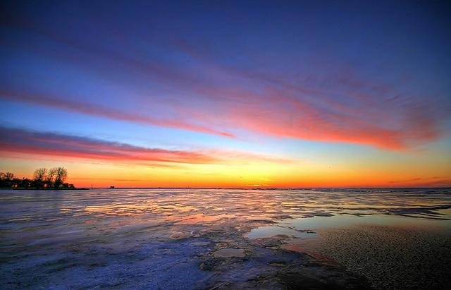 Lake Saint Clair Sunrise 3
