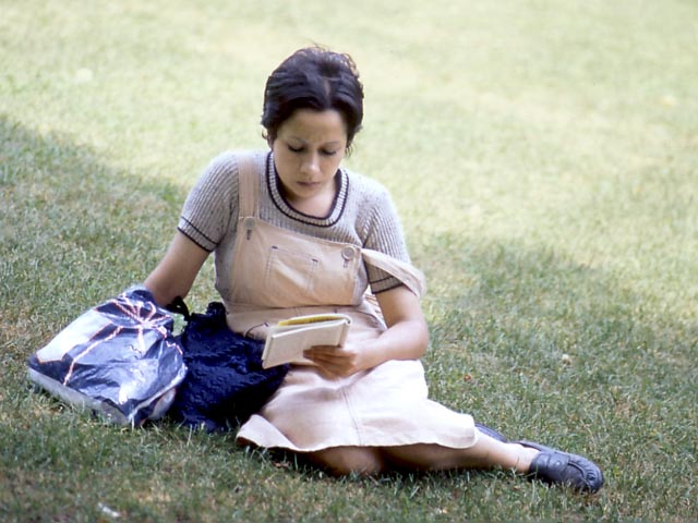 Reading on the Common