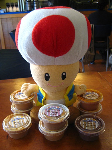 Toad hoards all the peanut butter | by jdng