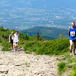 Horský běh na Lysou horu, foto: archív behej.com