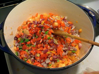 Making Peach Salsa | by Waldo Jaquith