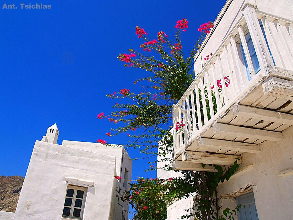 SERIFOS | Tranditional house in Chora, Serifos island (2008)… | Flickr
