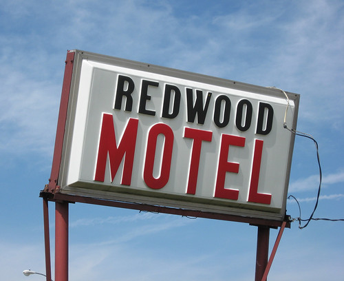 Redwood Motel | by plasticfootball