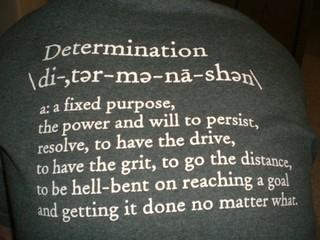Determination   by Dana Lookadoo - Yo! Yo! SEO