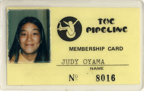 Pipeline Skatepark Membership Card