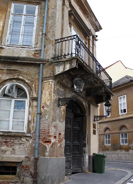 Doors and windows of Zagreb