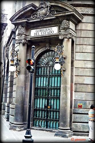 Edificio del Gobierno del Estado,Puebla,Pue.,México. P1060286