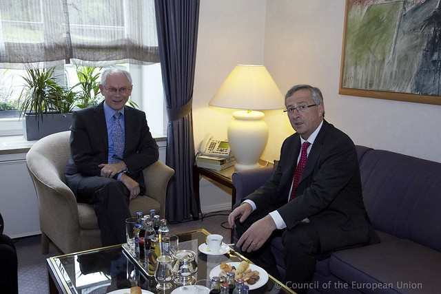 Meeting with Mr. Jean-Claude Juncker, Prime Minister of Luxembourg, Luxembourg, 21 June 2011