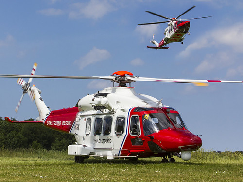 G-MCGN AgustaWestland AW189 & G-CILP AgustaWestland AW139 | by MTV Aviation Photography