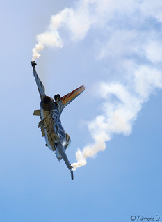 Belgian F16 Solo Display Team | by Aimeric D. Photographies