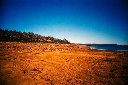 au australia lomolca tasmania kodakgold100 miena