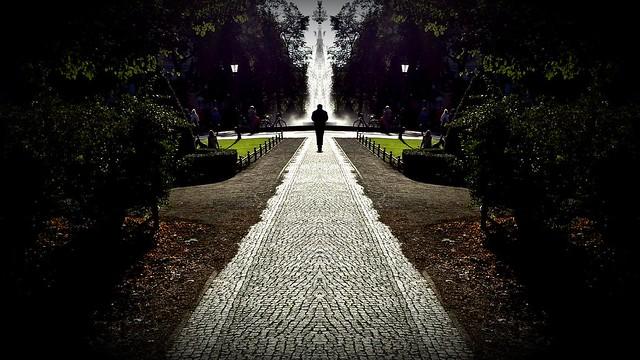 gwb | fountain
