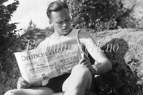 Sanvika Bærum 1940-1945 ((955)