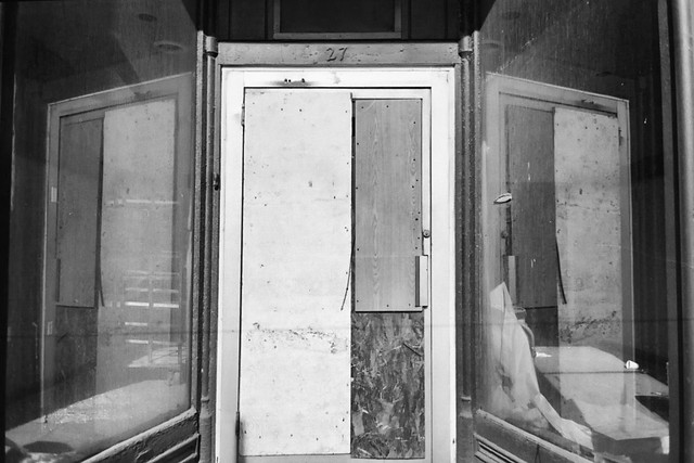 (27 N. Front St.) (probably the ghost of an old photographer in there not vacuumed out yet)