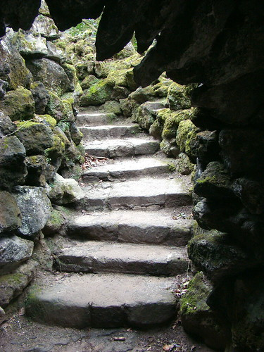 Grotto staircase | by Gauis Caecilius
