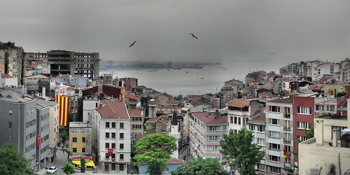 Istanbul - Bosphore - 20-05-2008 - 7h31 | by Panoramas