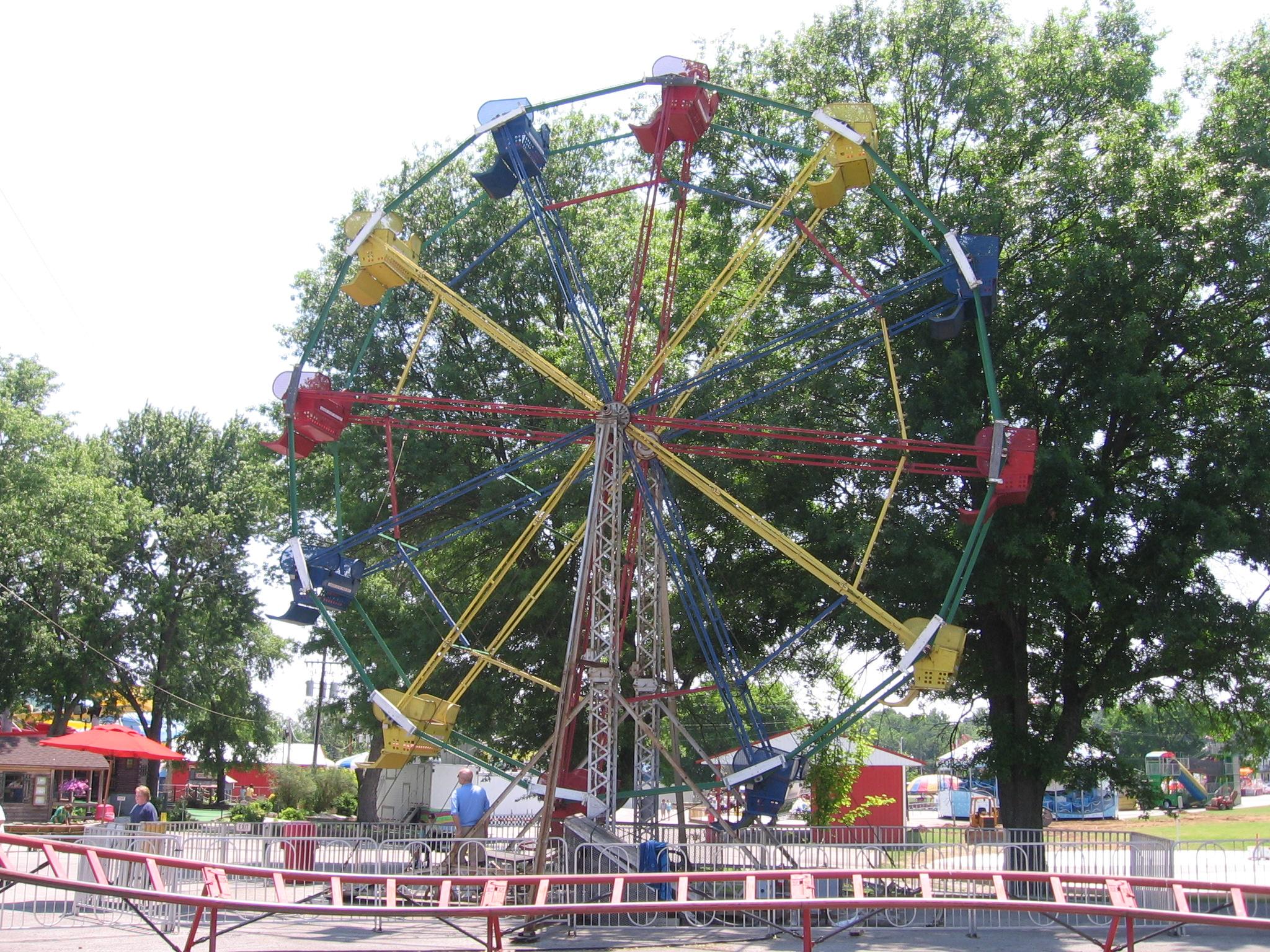 Beech Bend 2008