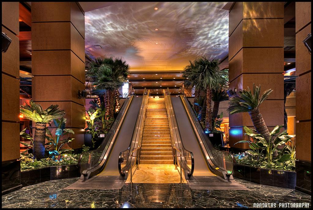 Casino Interior by Nenortas Photography
