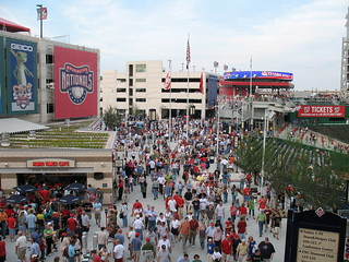Nationals Park Crowd   by Mr.TinDC