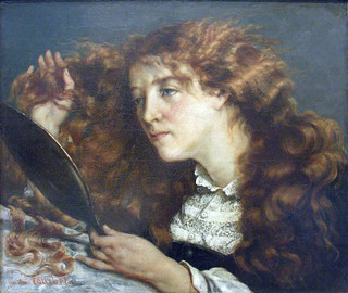 Gustave Courbet: Jo, La Belle Irlandaise (1865-66) | by euthman