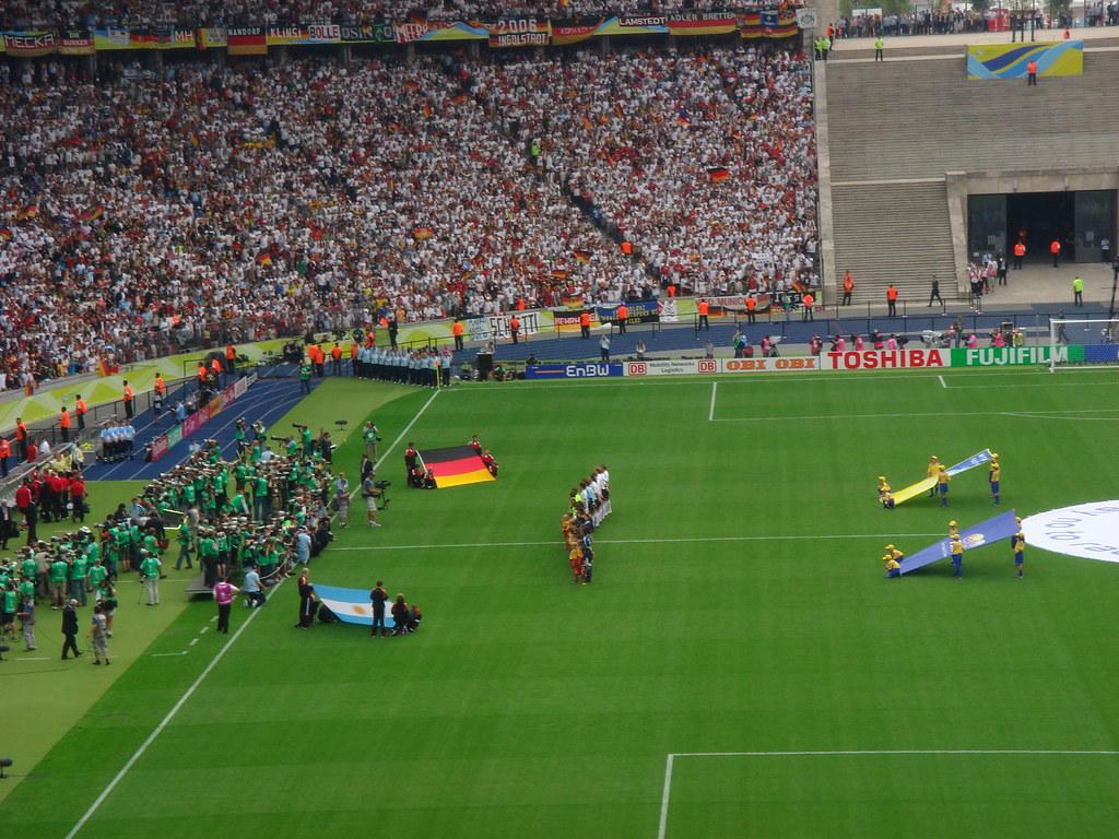 Deutschland Argentinien 2006