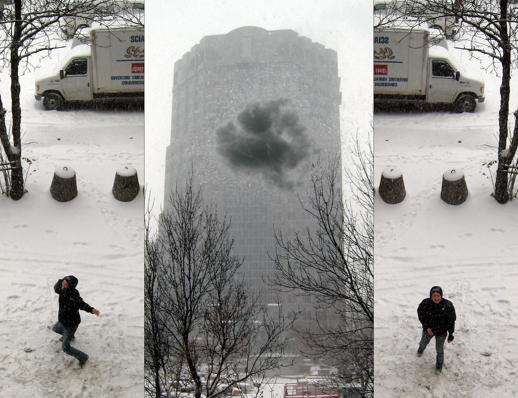 NcBeets and the Destructive Snowball [triptych] by steveyb