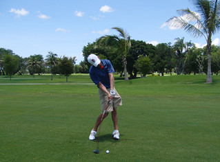 Doral Blue Monster #8 Will Peterson Approach Shot | by camflan