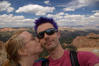 Kisses at Bryce | by edrabbit