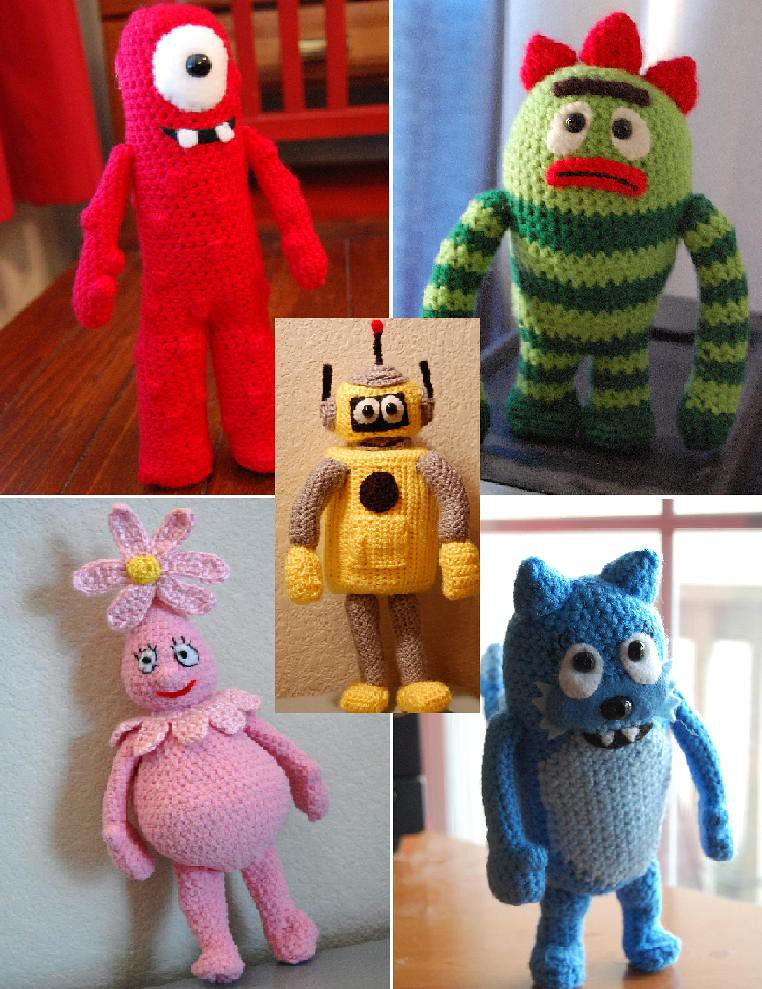 Amigurumipatterns.net - Creations - Rex the dinosaur from ... | 989x762