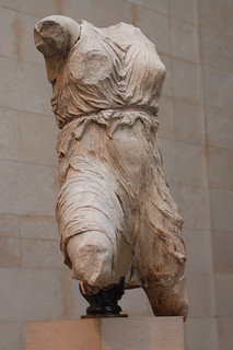 Statue From The Elgin Marbles At The British Museum Flickr
