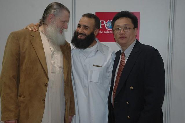 hamza yusuf beard