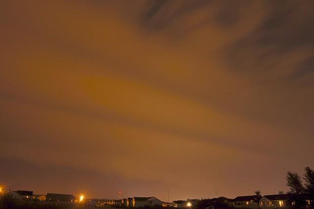 Aug 11, 2008 - Nasty Late Night Shelf Cloud!