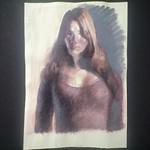 女性肖像 Portrait of a woman / 4th