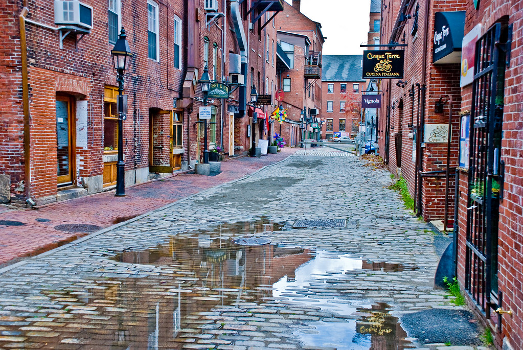Portland Maine   places to visit in USA